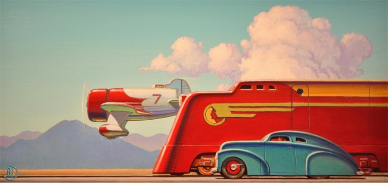 Robert LaDuke Mercury 2012