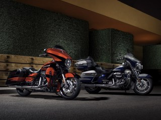 Harley Davidson Big Twins 2017