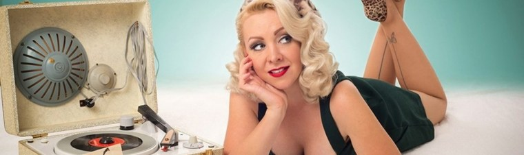 Miss Liz Chérie, the french pin-up sensation