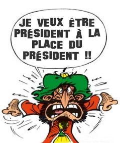 Iznogoud V/S Sarkozy