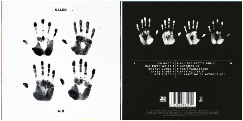Kaleo A/B Atlantic Records