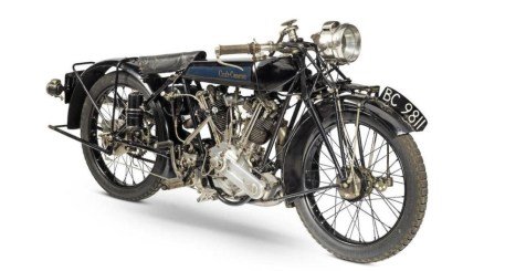 Croft-Cameron super Eight 1924