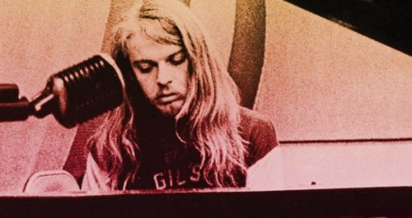 Leon Russell au piano