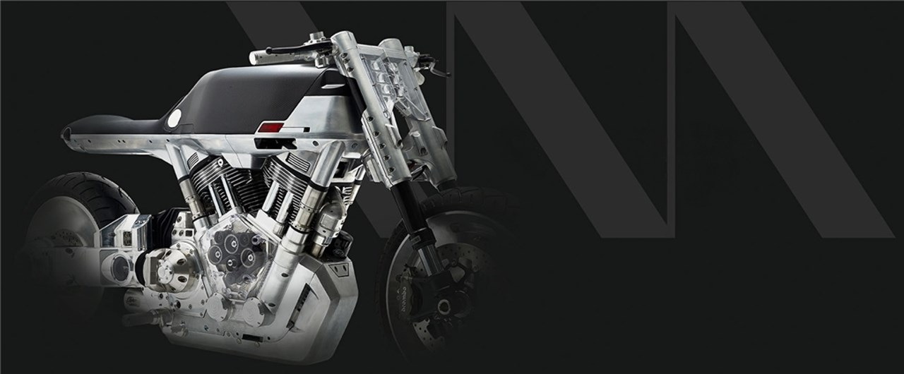 Roadster Vanguard Motorcycles
