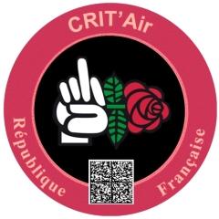 Malus Vignette CRIT'Air