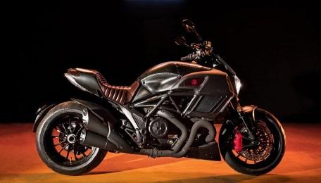 Ducati Diavel Diesel édition limitée