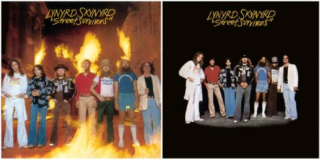 Lynyrd Skynyrd Street Survivors Cd Cover