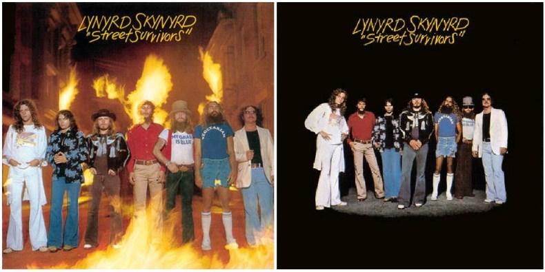 Lynyrd Skynyrd Street Survivors Cd Cover