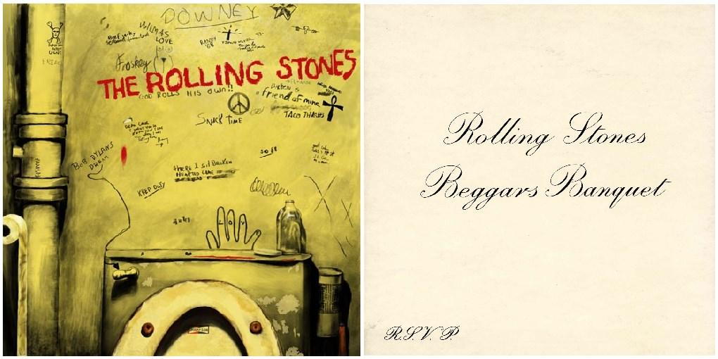 Rolling Stones Beggars Banquet censure