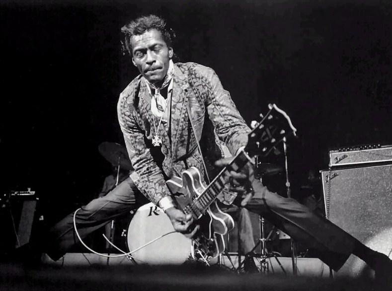Décès de Chuck Berry