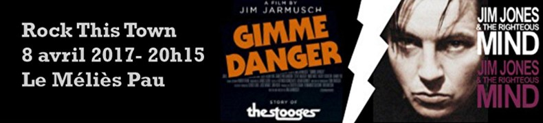 Gimme Danger & Jim Jones