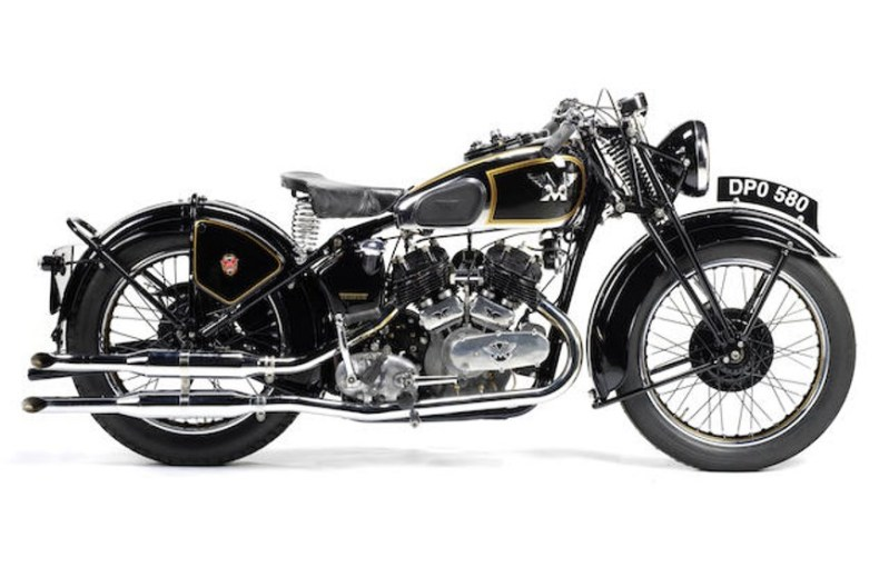 Bonhams: Matchless 1937
