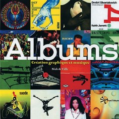 Albums, création graphique & musique