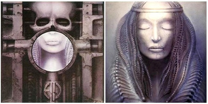 HR Giger: Brain Salad Surgery