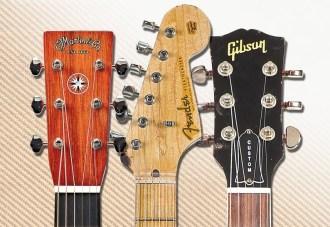 Guitares Eric Clapton