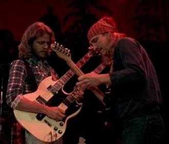 Joe Walsh & Don Felder, Hotel California