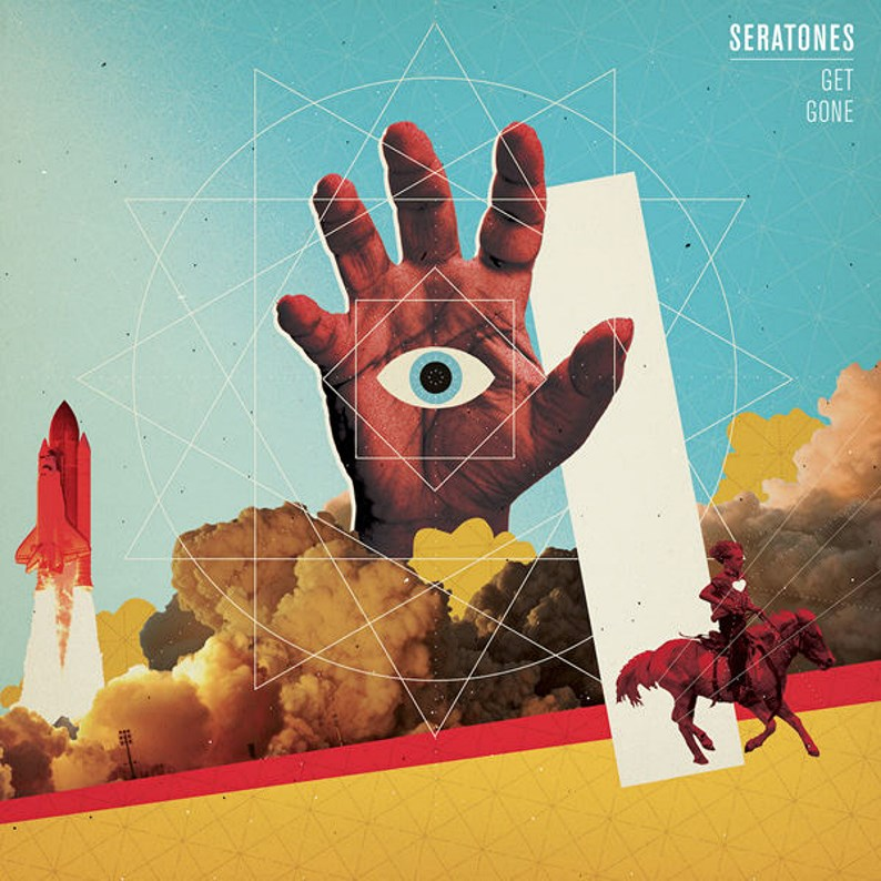 Seratones, premier Cd: Get Gone