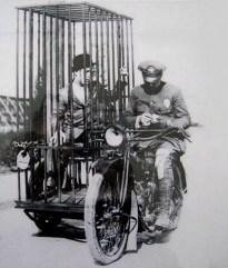 Harley Davidson Mobile Jail
