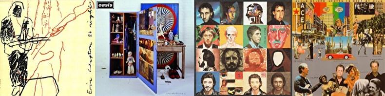 Peter Blake: Who, Clapton, oasis, Wilson