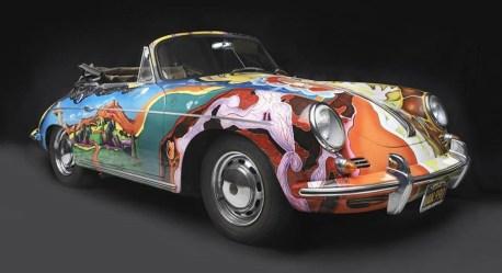 Dave Roberts Porsche Janis Joplin