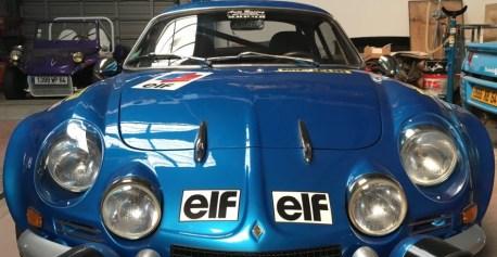 Alpine Renault Orthez
