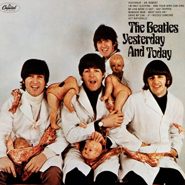 Beatles: Butcher Cover