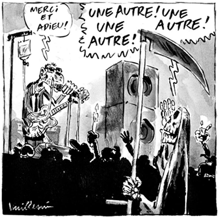 Vuillemin: La Mort en concert