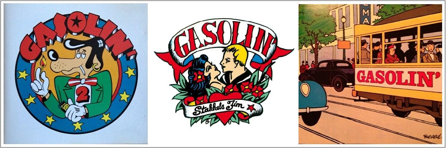 Discographie Gasolin'