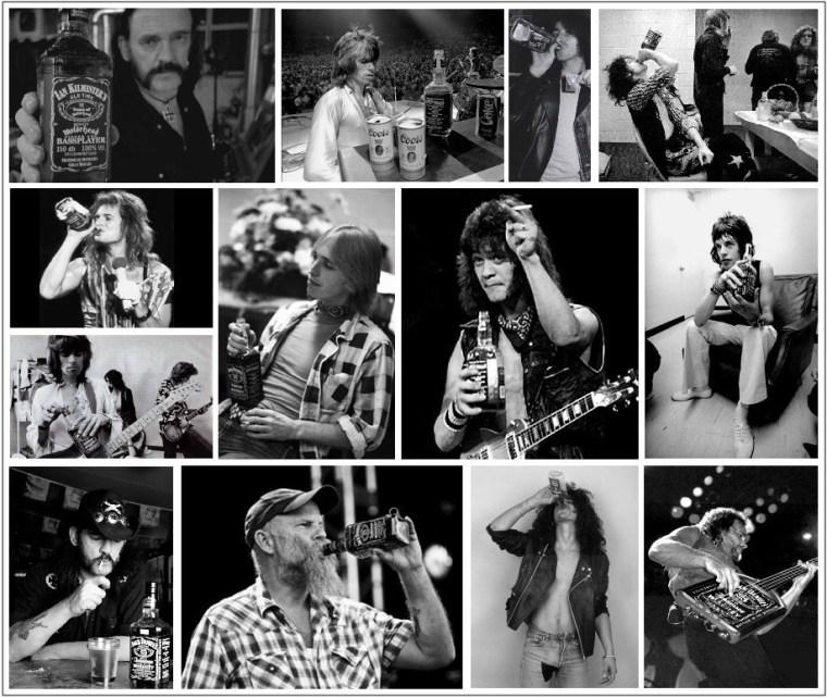 Jack Daniel's & Rock Stars