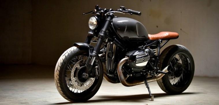 Préparation NineT BF Motorcycles