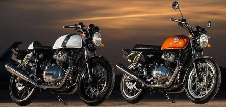 Royal Enfield Continental Gt & Interceptor