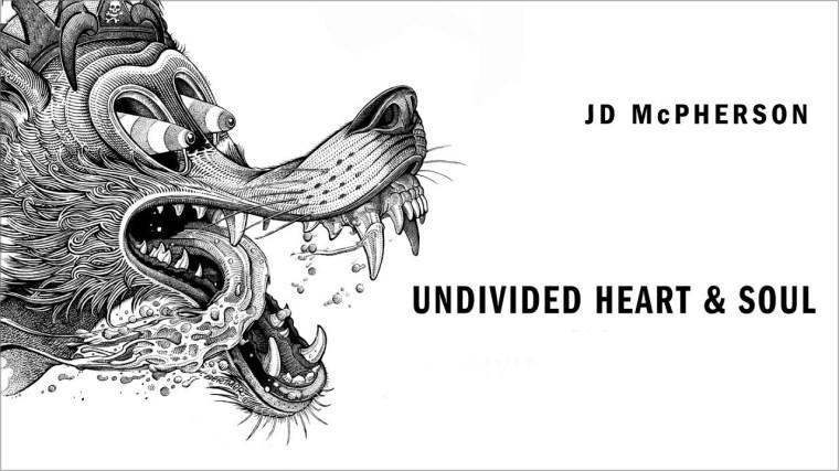 J.D McPerson third album