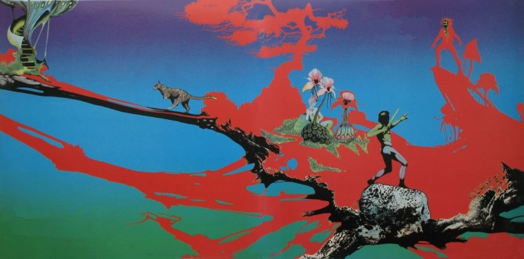 Roger Dean The Magician's Birthday