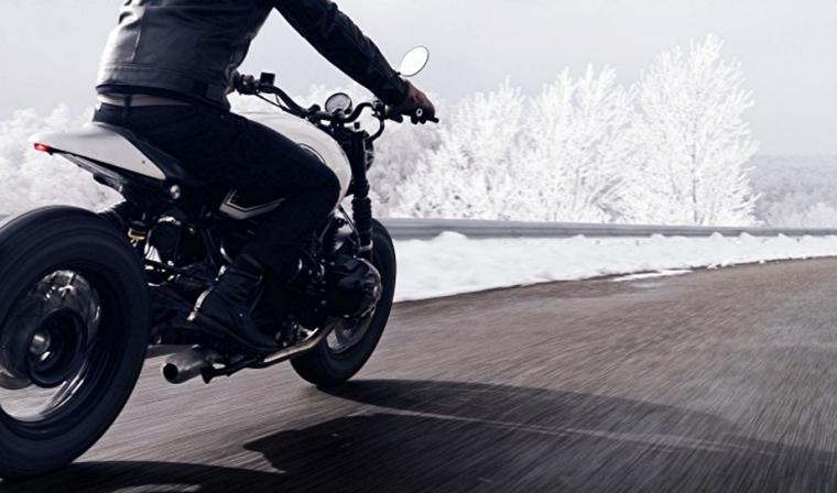 BA.AK Motocyclettes Bobber BMW