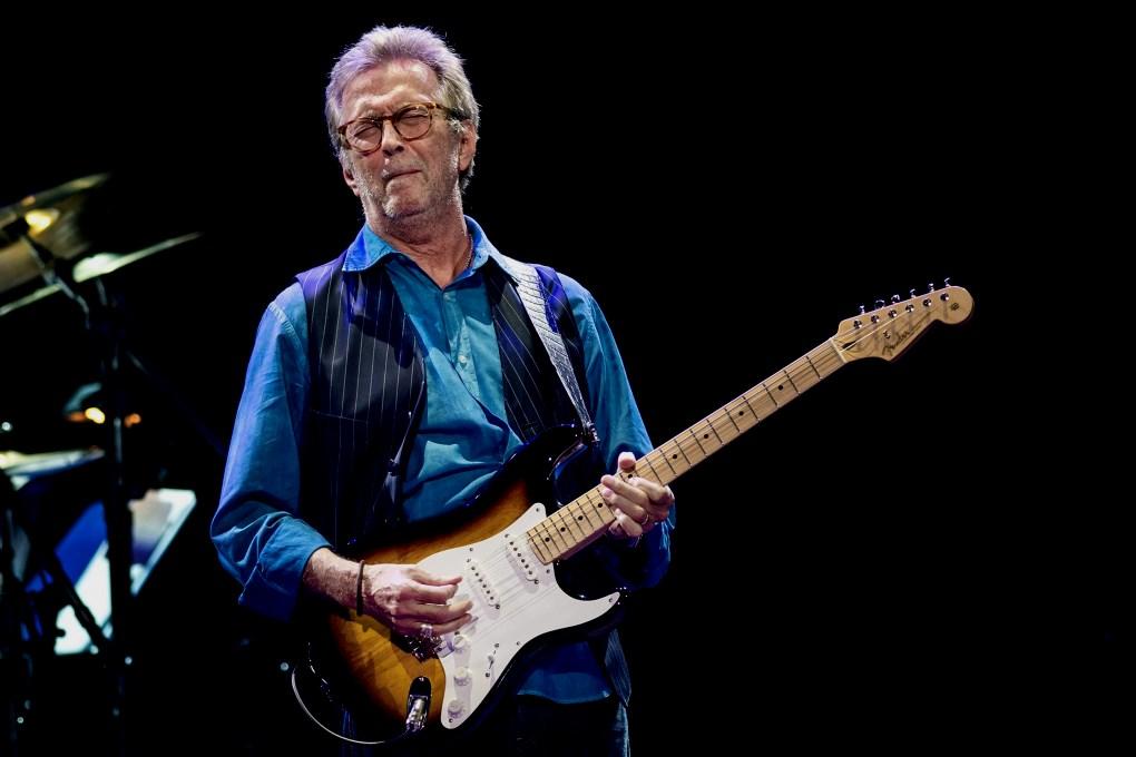 Eric Clapton malade