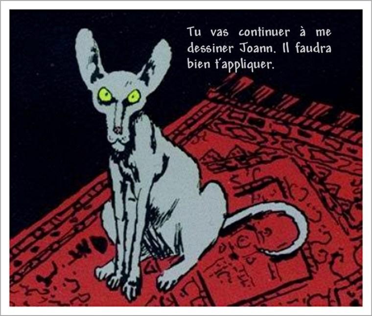 Joann Sfar Le Chat du Rabbin