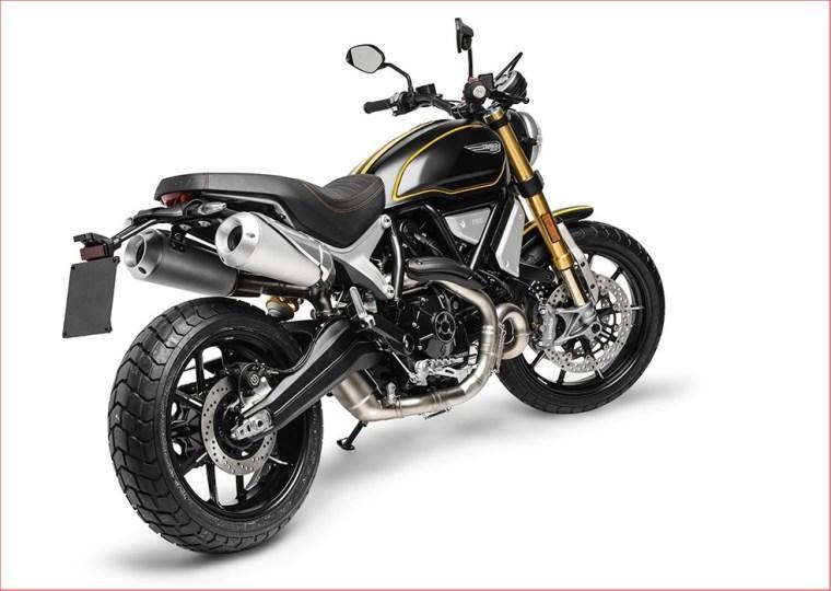 Ducati 2018. Scrambler 1100