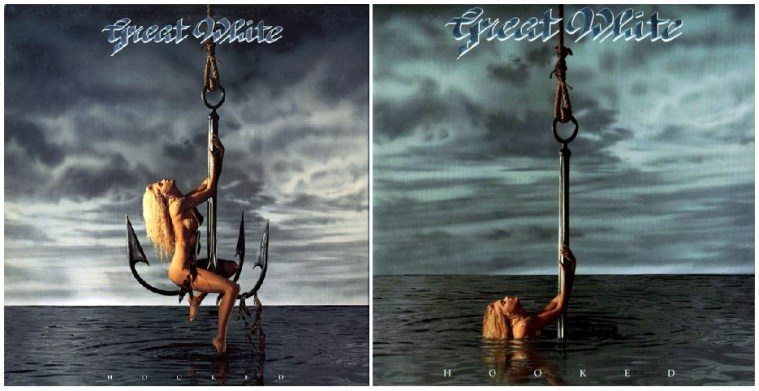 Great White album: Hooked 1991