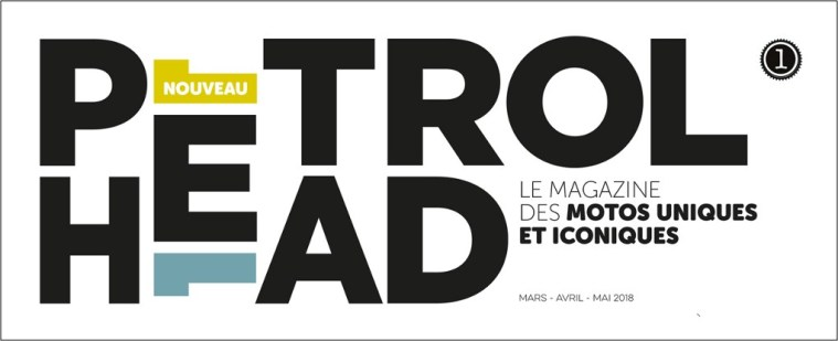 Magazine Moto: Petrol Head