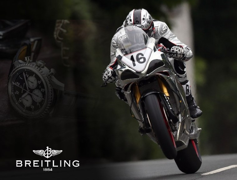 Partenariat Breitling-Norton