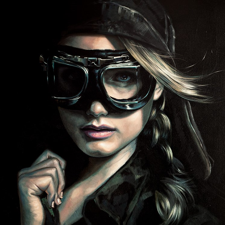 Kathrin Longhurst: Women of the Revolution