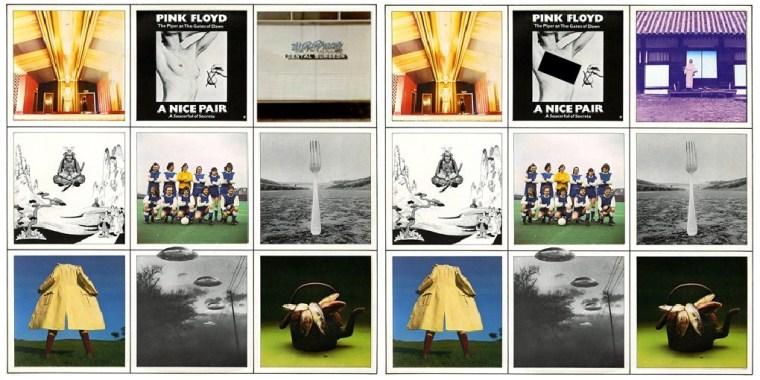Pink Floyd, censure de A Nice Pair