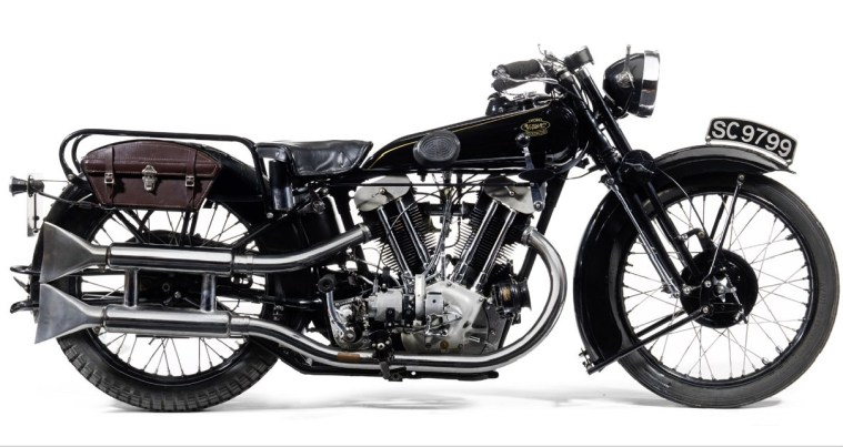 Vente Bohnams Brough Superior