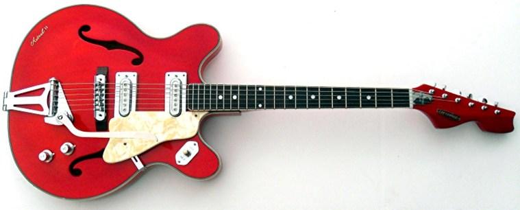 Eastwood Guitars Crestwood Astral II