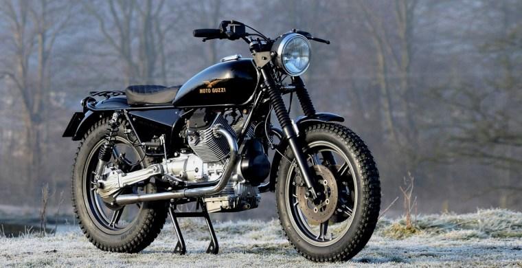 La Busca Motorcycles Guzzi 750