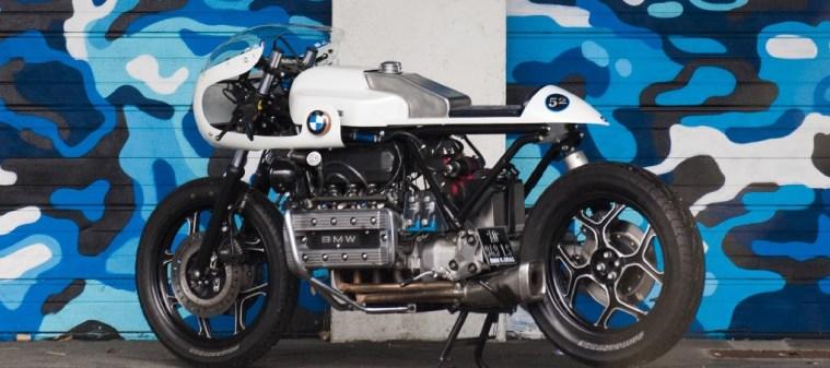 Loël Alba Racer BMW k100