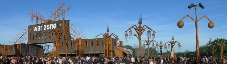 War Zone HellFest