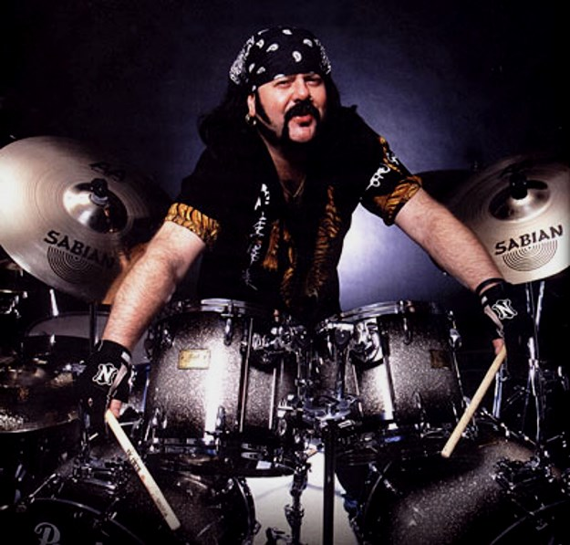 Dévès de Vinnie Paul, batteur de Pantera