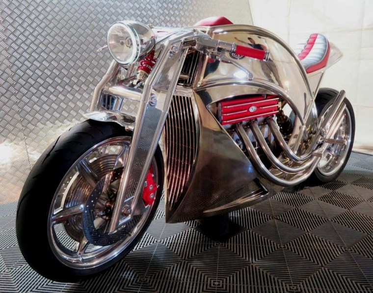Levis Motorcycles V6