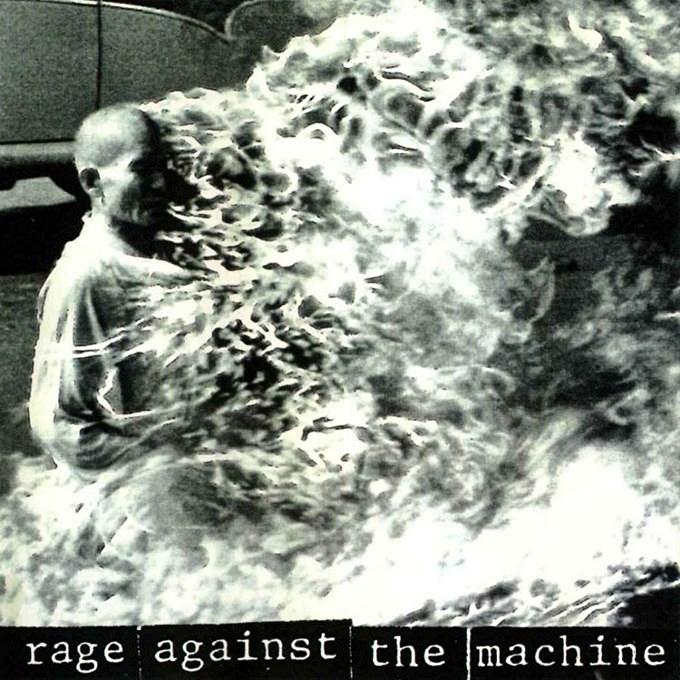 Malcom Brown Rage Against the Machine
